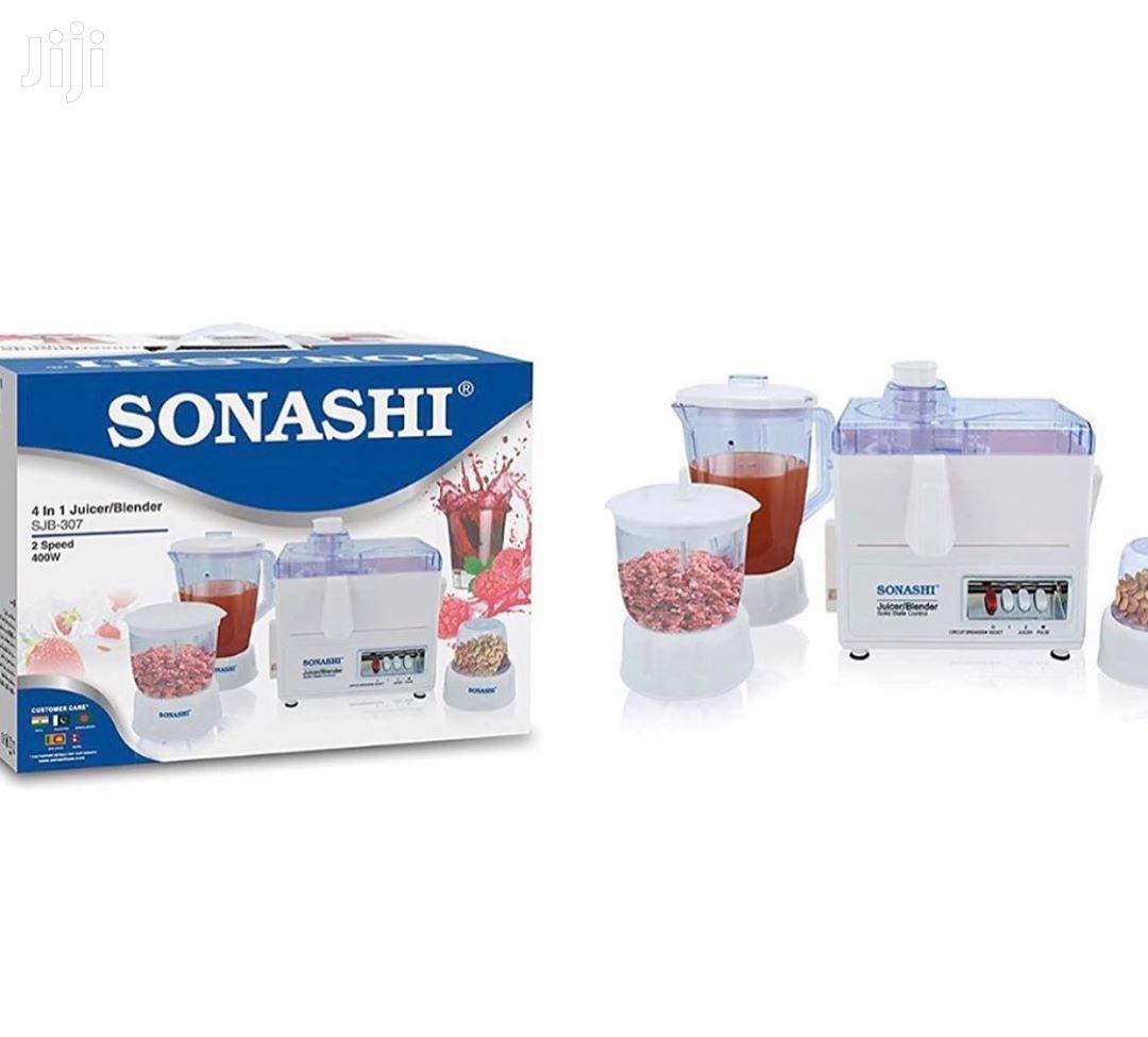 Sonashi Food Processor | Kitchen Appliances for sale in Ilala, Dar es Salaam, Tanzania