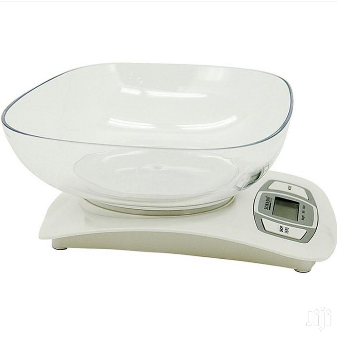 Sonashi Digital Kitchen Scale