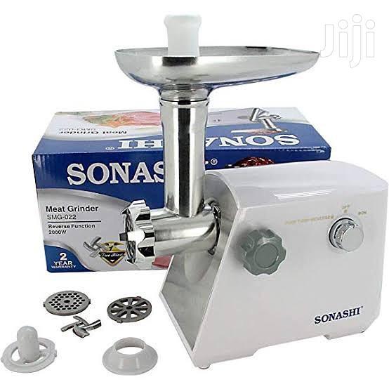 Sonashi Meat Grinder | Kitchen Appliances for sale in Ilala, Dar es Salaam, Tanzania