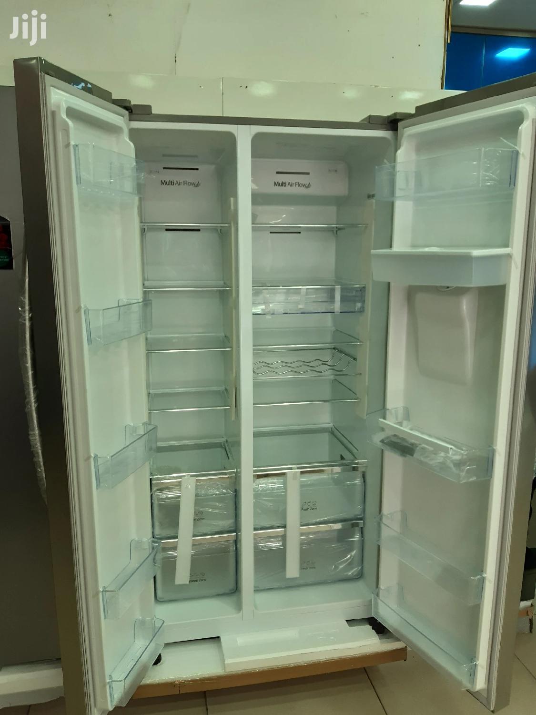 Hisense Side By Side Refrigerator 562L | Kitchen Appliances for sale in Kinondoni, Dar es Salaam, Tanzania
