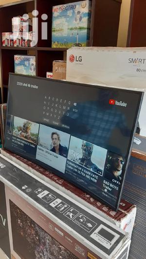 "Samsung 49"" Smart Ultra HD 4K Curved TV | TV & DVD Equipment for sale in Dar es Salaam, Kinondoni"
