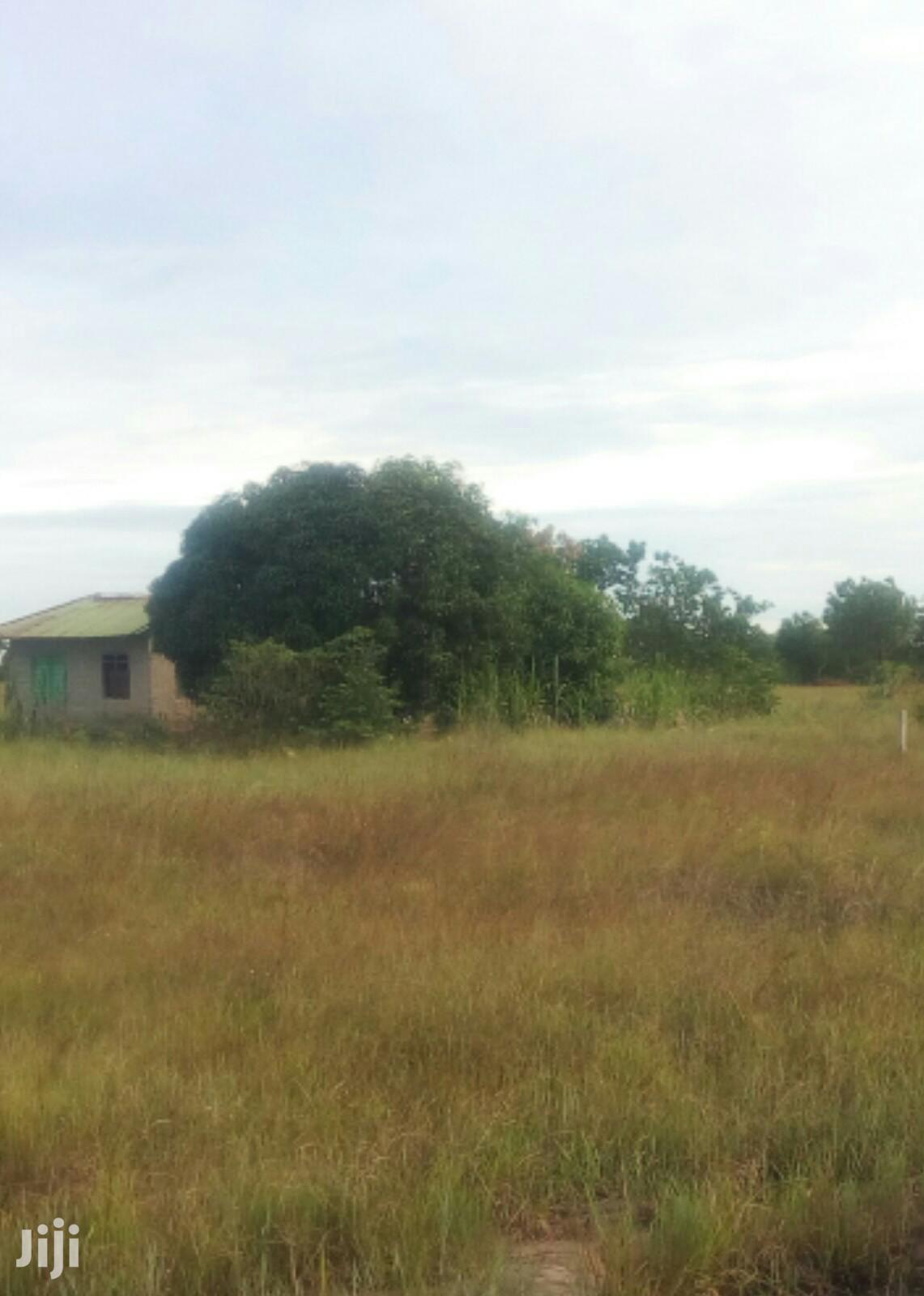 Kiwanja / Plot Mita 70 X 30, Kigamboni - Dar Es Salaam