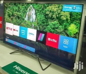 Hisense Smart ULED Ultra HD 4K TV 55 Inches | TV & DVD Equipment for sale in Dar es Salaam, Kinondoni
