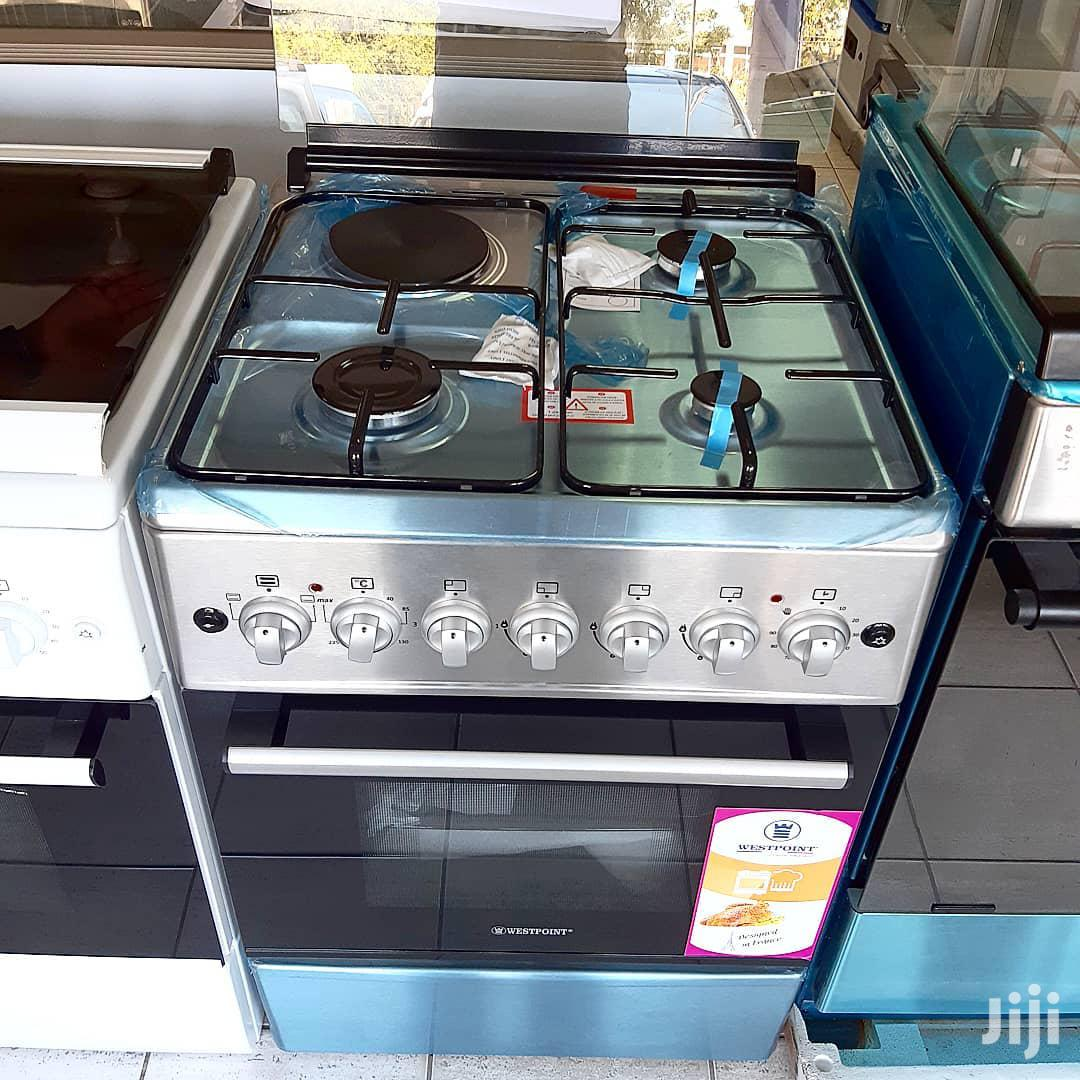 WESTPOINT Gas/Electric Cooker