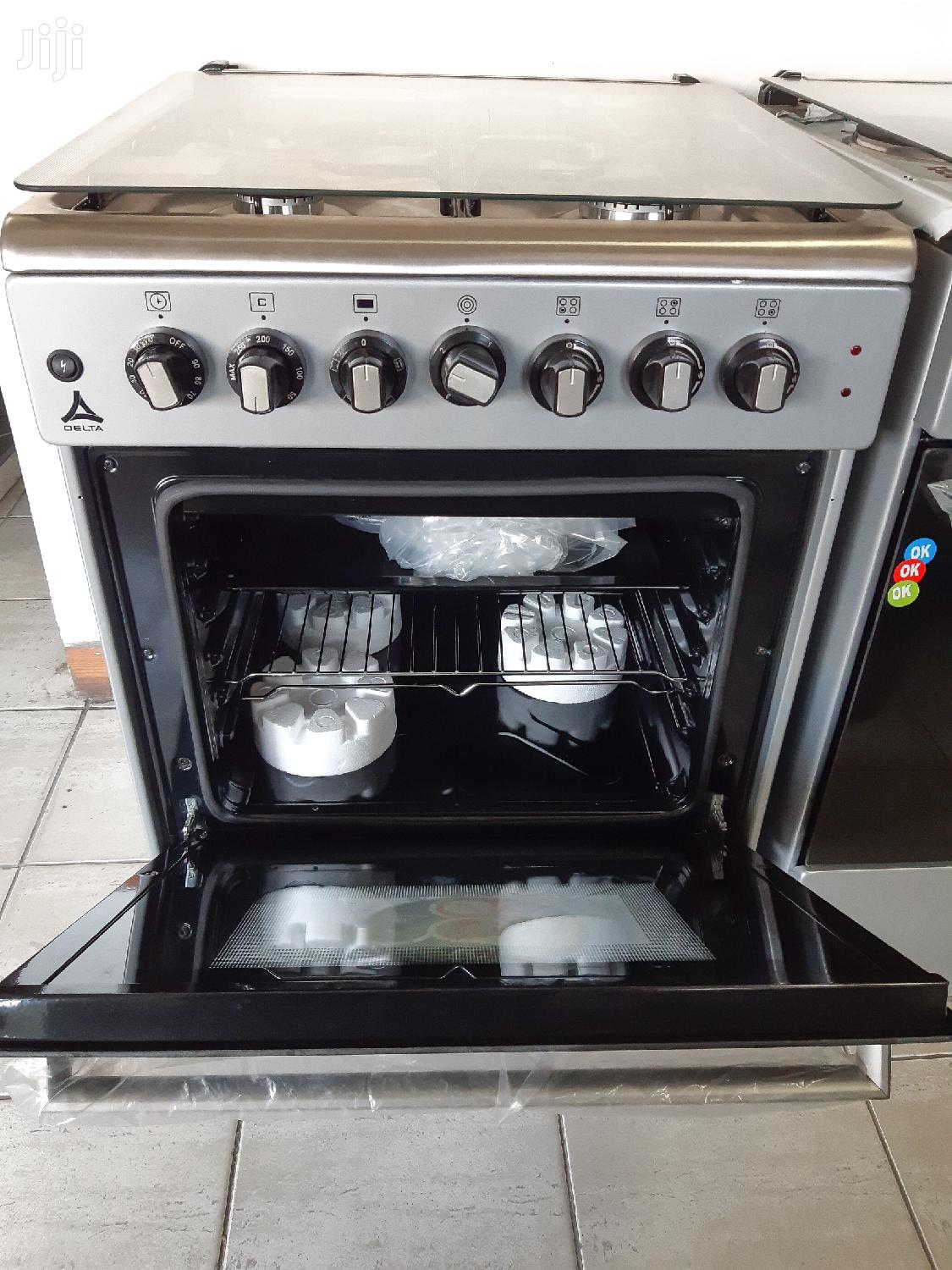 Archive: Delta Electric/Gas Cooker