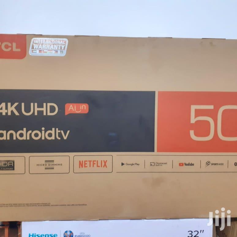 Tcl Inch 50 Smart, 4k,UHD Tv
