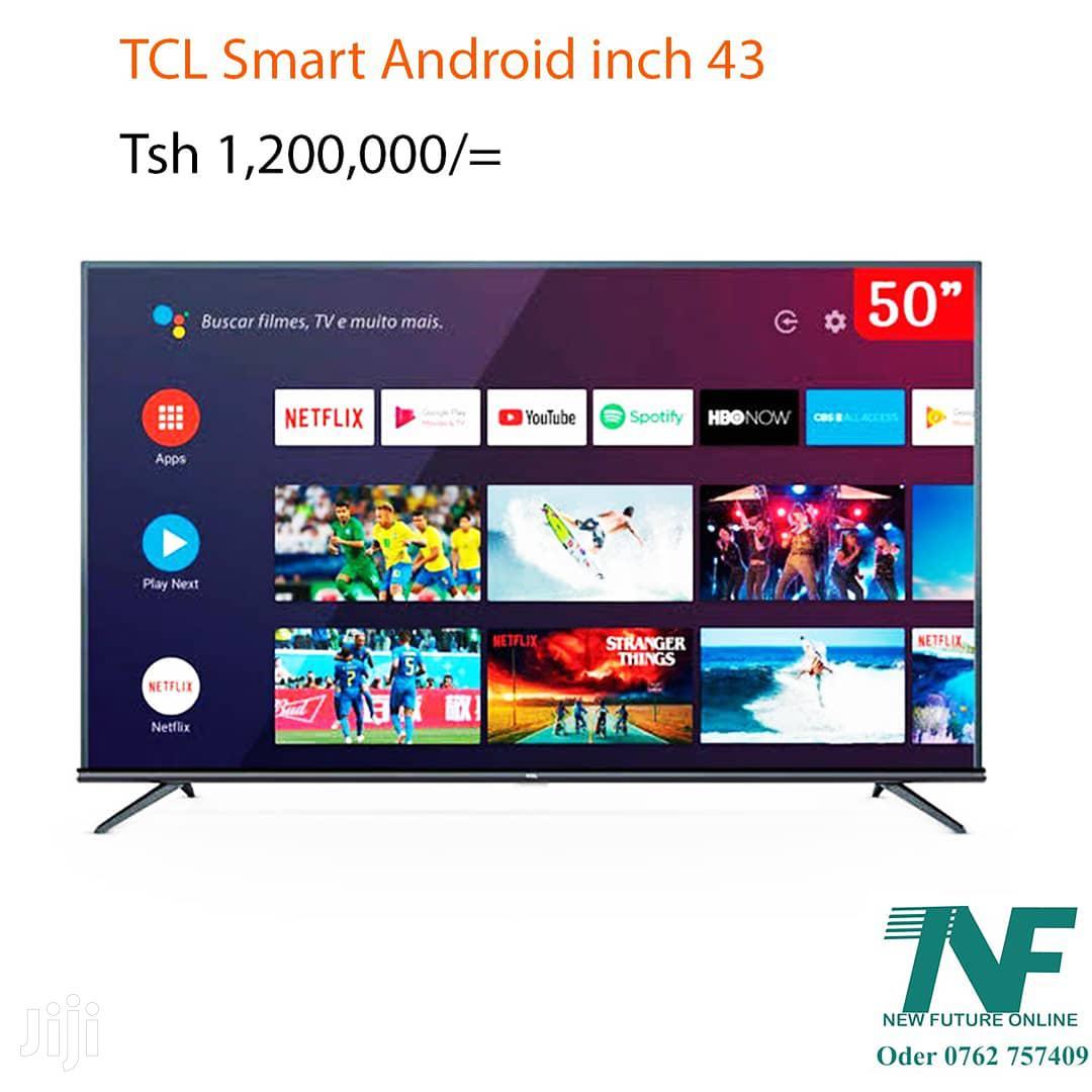 Tcl Inch 50 Smart, 4k,UHD Tv | TV & DVD Equipment for sale in Ilala, Dar es Salaam, Tanzania