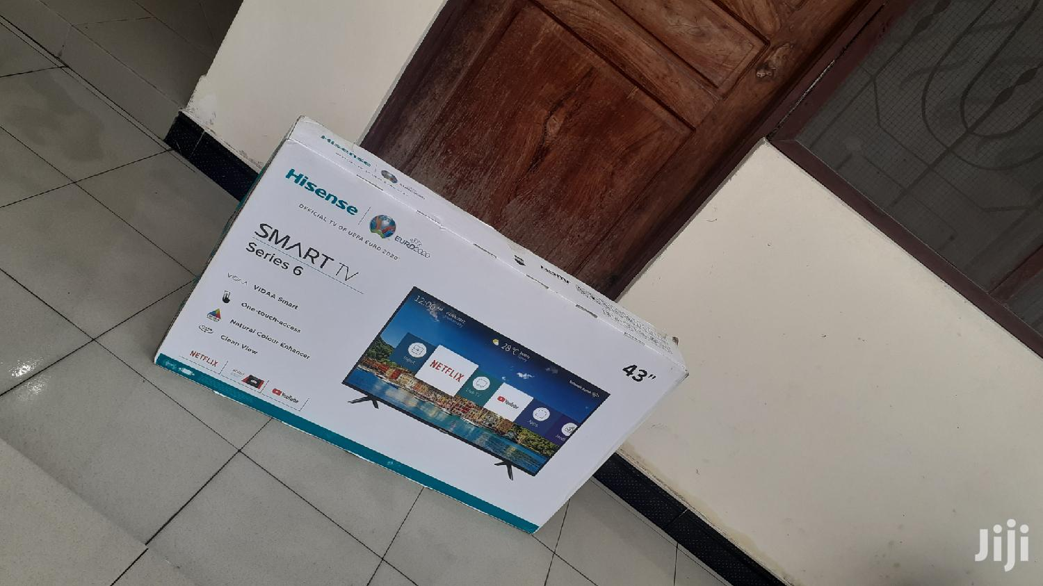 Hisence Smart TV Inch 43 | TV & DVD Equipment for sale in Ilala, Dar es Salaam, Tanzania