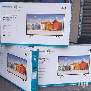 Hisence Inch 43 Full HD LED TV | TV & DVD Equipment for sale in Dar es Salaam, Ilala