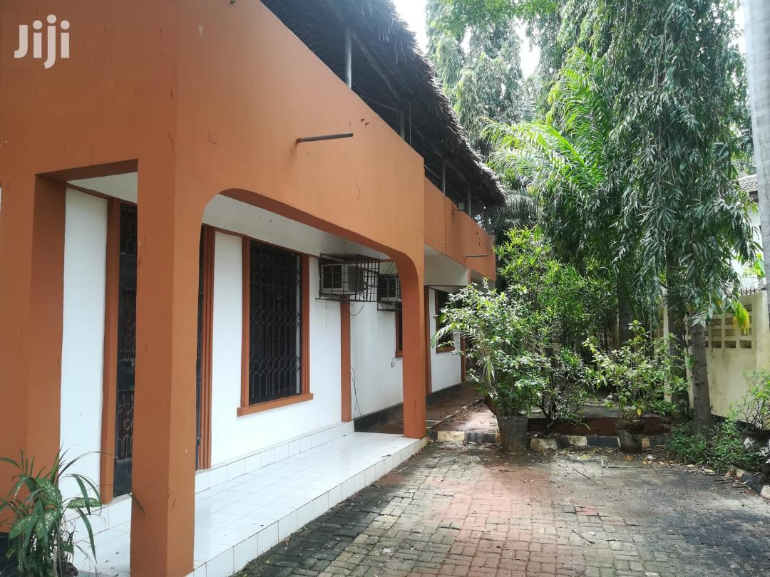 House For Rent Msasani BBQ.