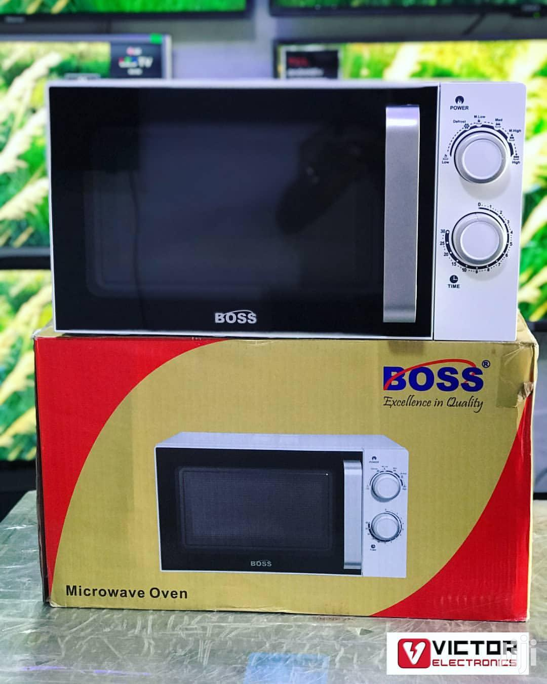 Boss Microwave Oven