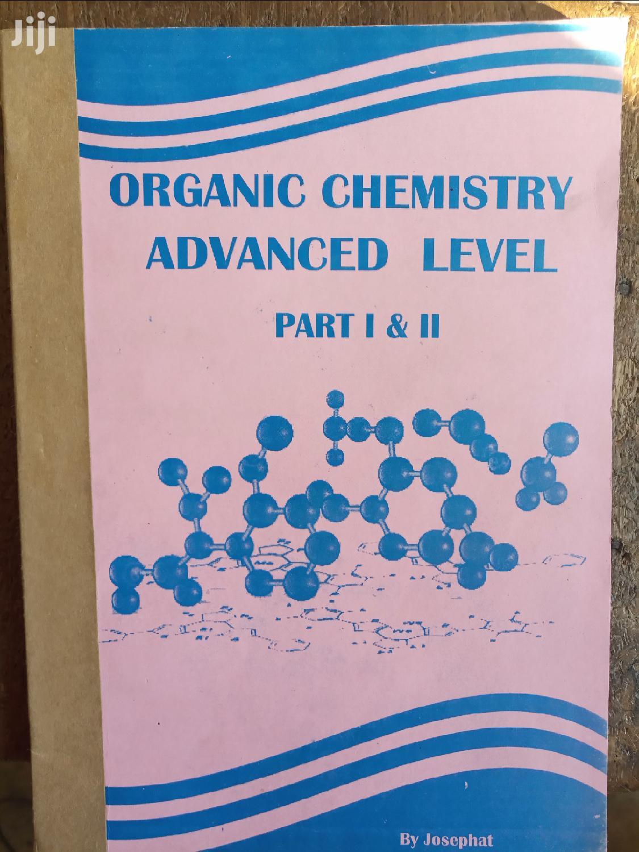 Advanced Level Organic Chemistry
