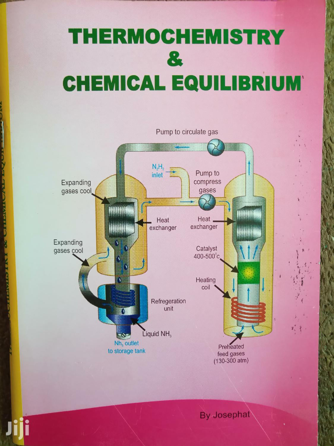 Archive: Thermochemistry & Chemical Equilibrium