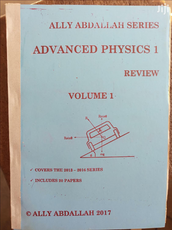 Archive: PHYSICS Paper One REVIEW. Maswali Na Majibu Yake