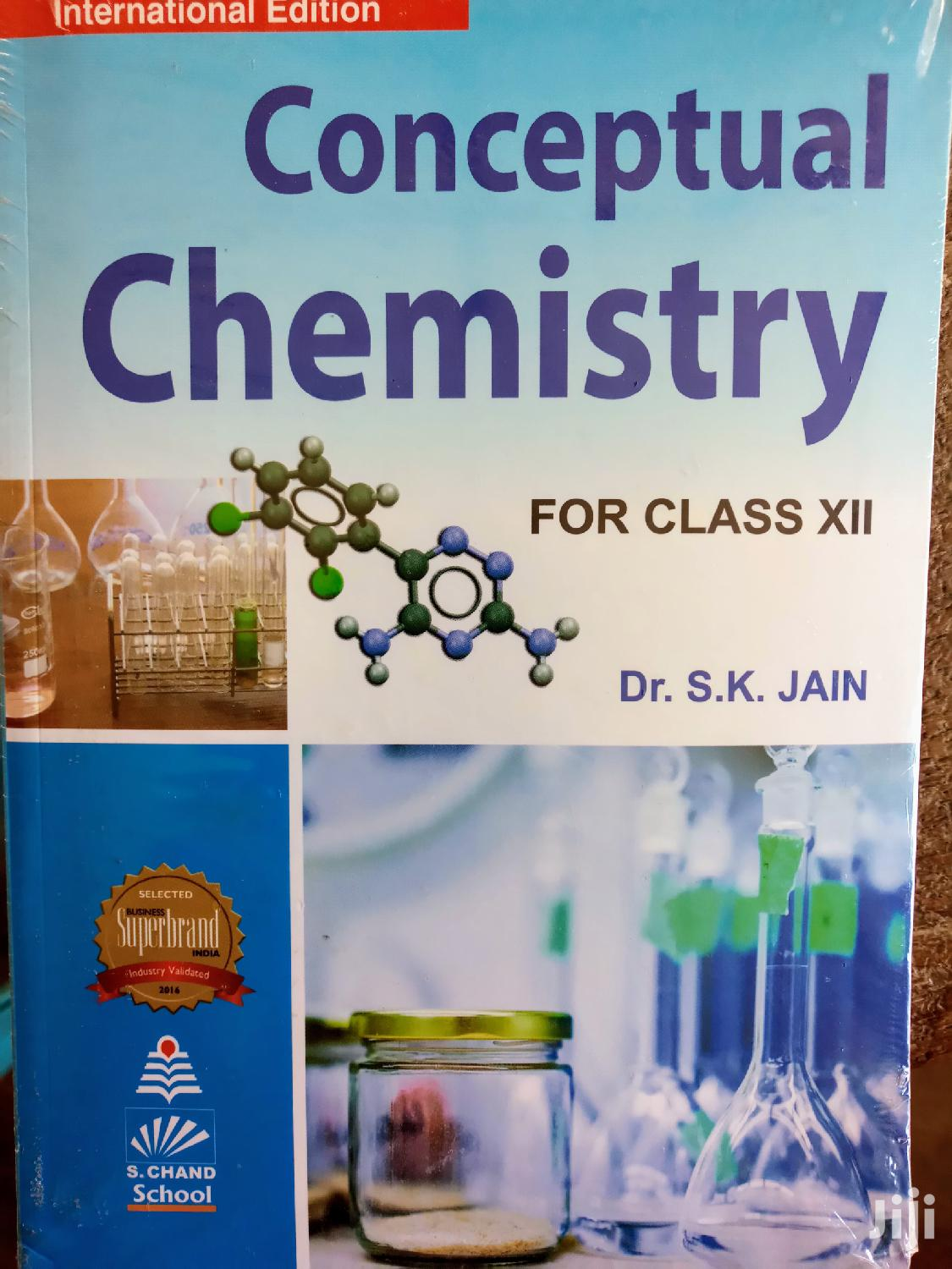 Archive: CHAND TWO Ya Chemistry