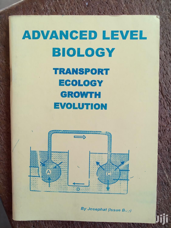 Archive: Advanced Leve Biology By Josephat