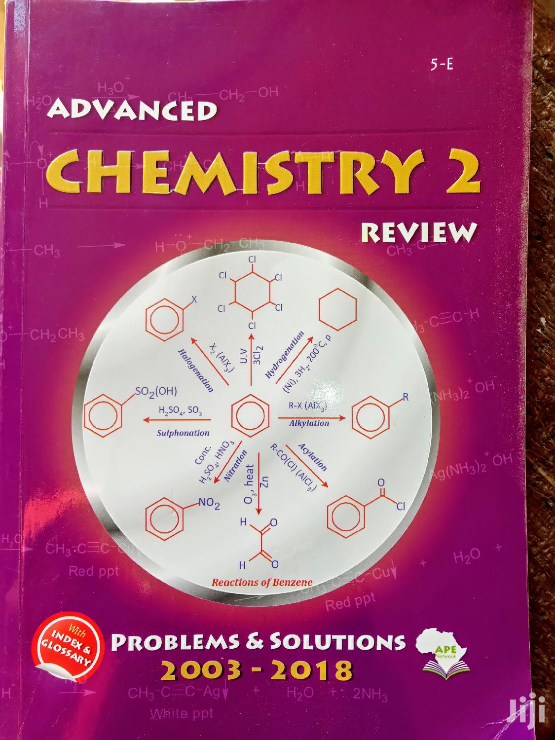 Archive: Advanced Level Chemistry Review