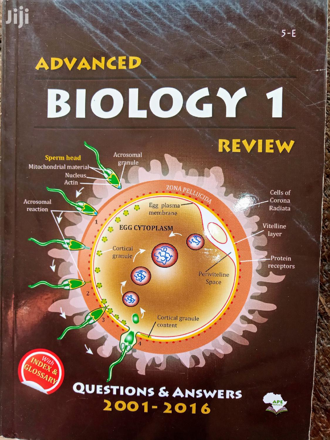 Advanced Level Biology Review Ya Necta