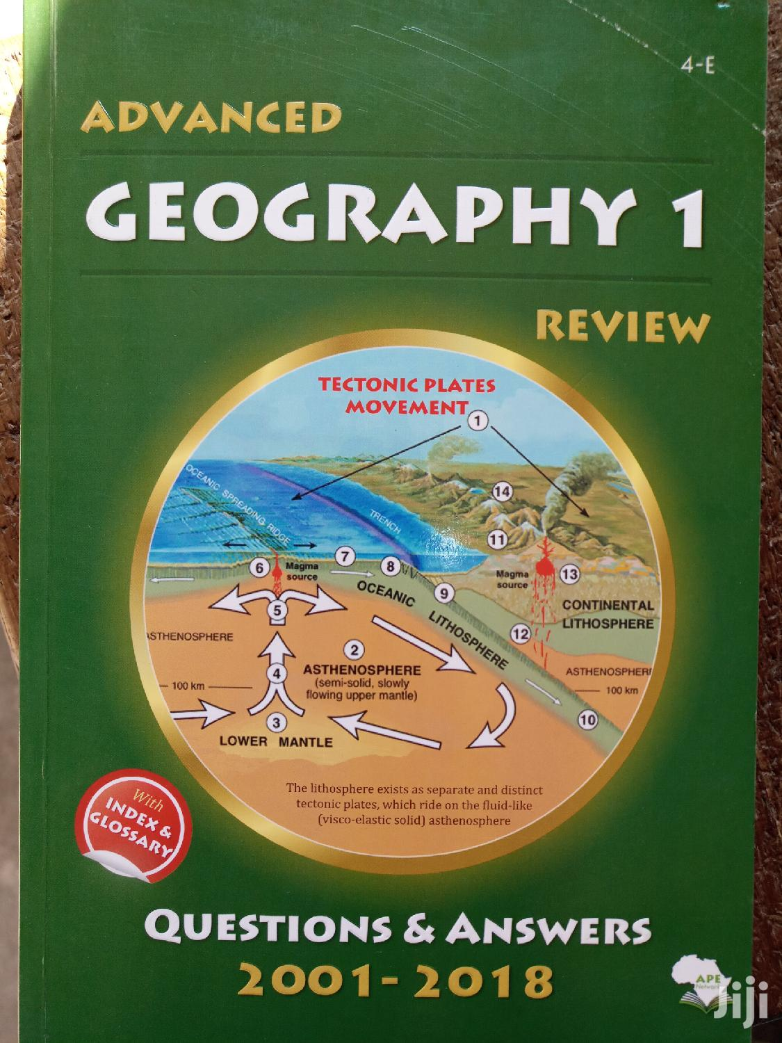 Advanced Level Geography Review Ya Necta