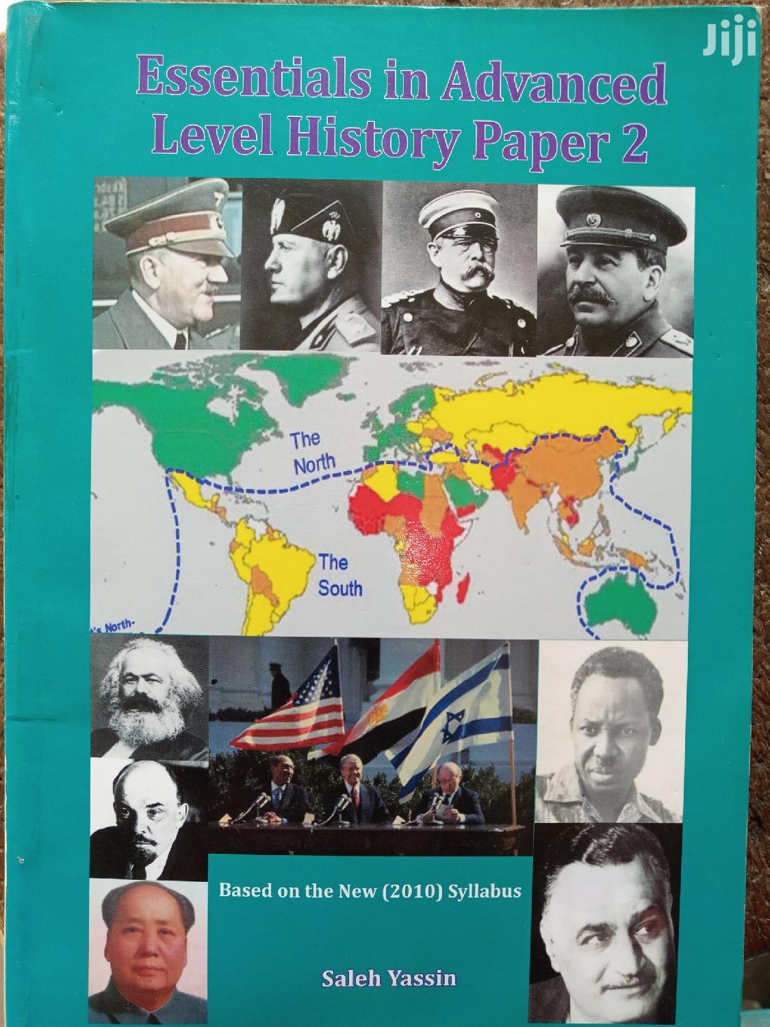 Archive: Advanced Level History Two Notes - S.YASSIN