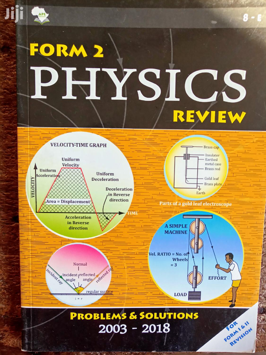 Archive: Form Two Physics Review