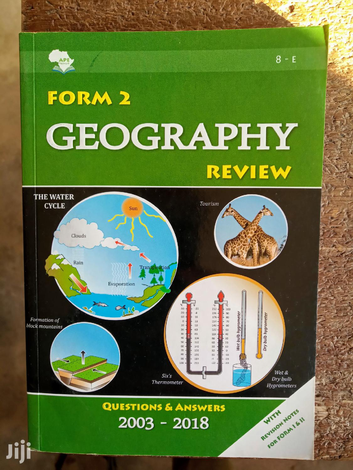 Form Two Geography Review