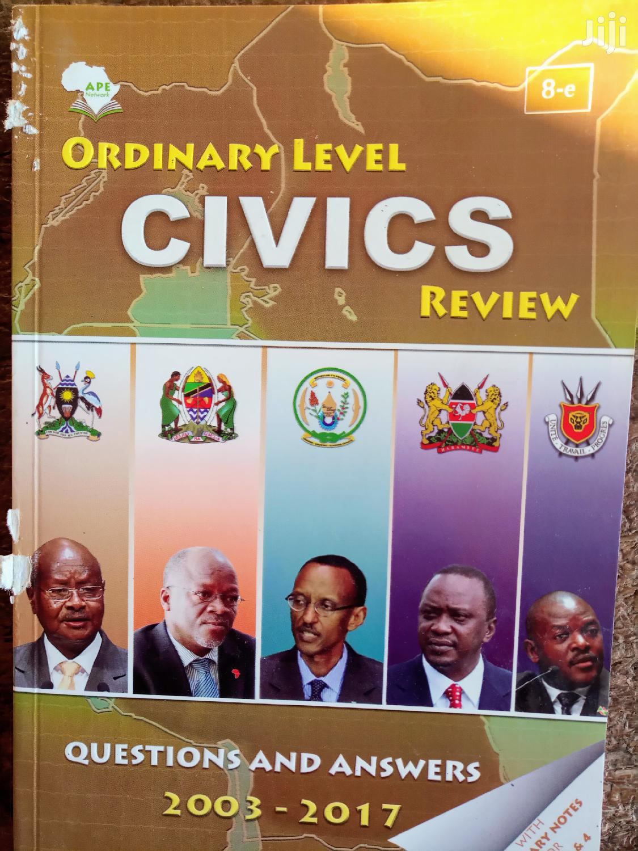 Form Four Civics Review