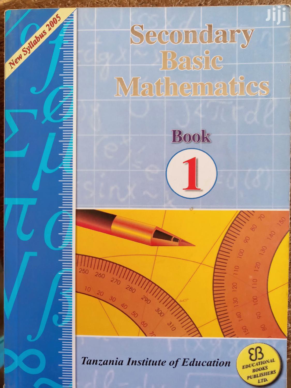 Form One Basic Mathematics
