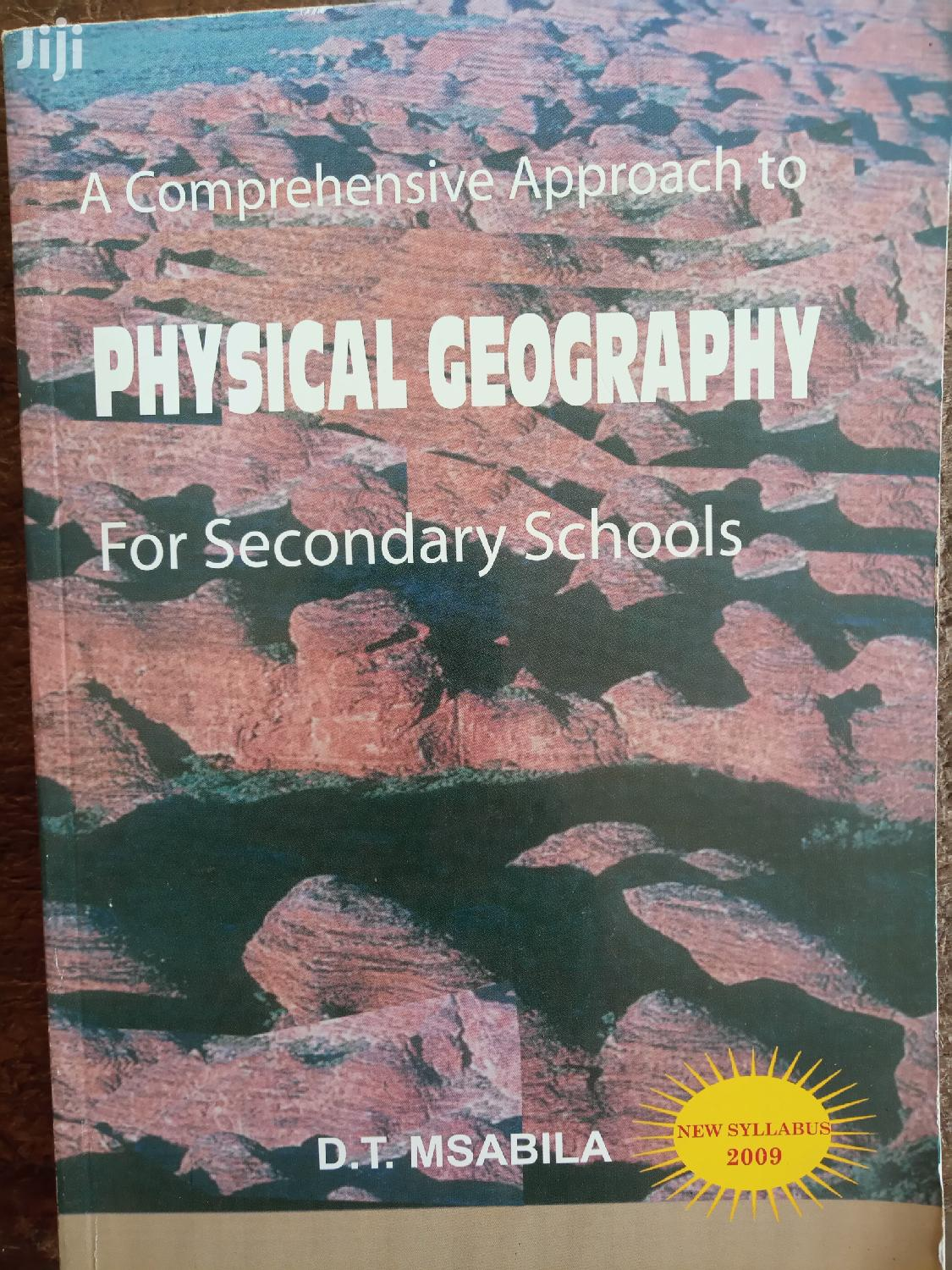 Archive: MSABILA Physical Geography