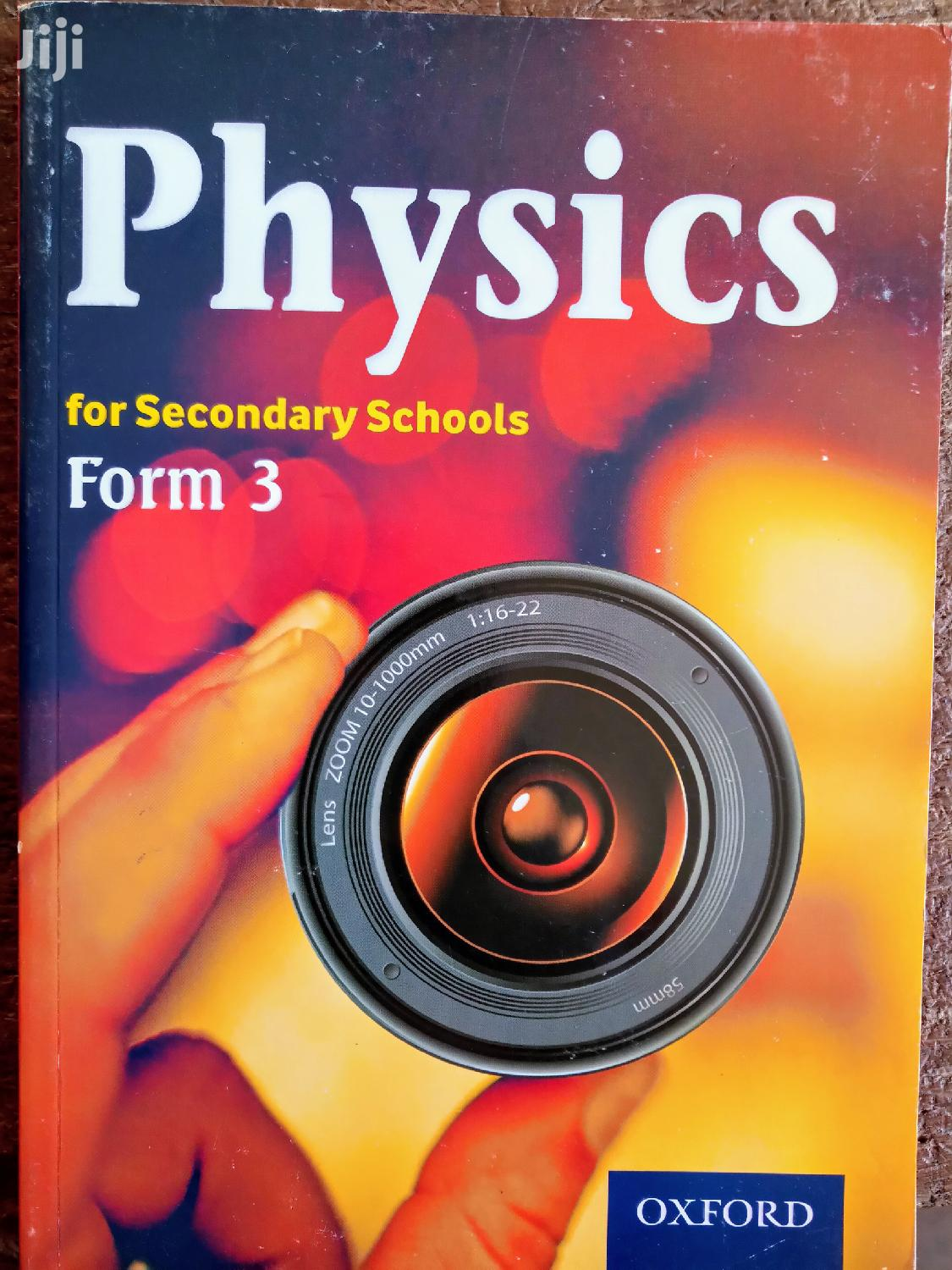 Form Three Physics