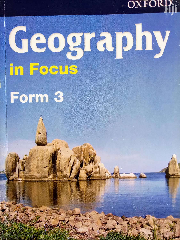 Form Three Geography