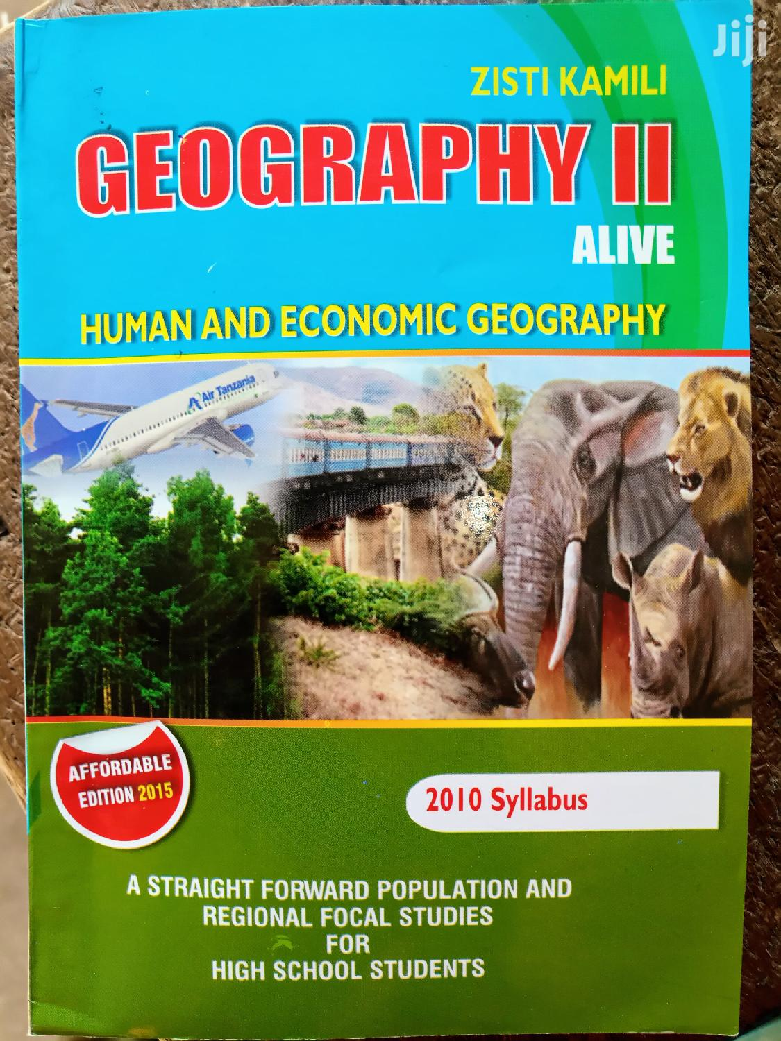 ZISTI Geography Two