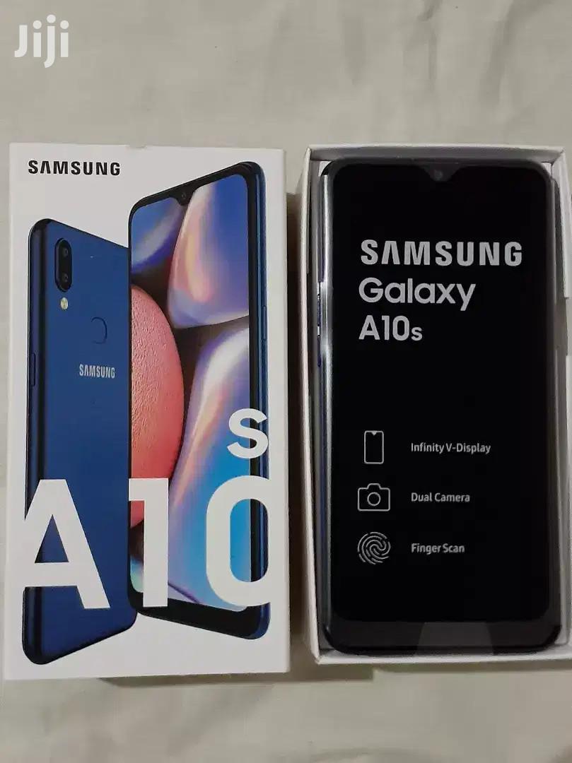 New Samsung Galaxy A10s 32 GB Black | Mobile Phones for sale in Kinondoni, Dar es Salaam, Tanzania