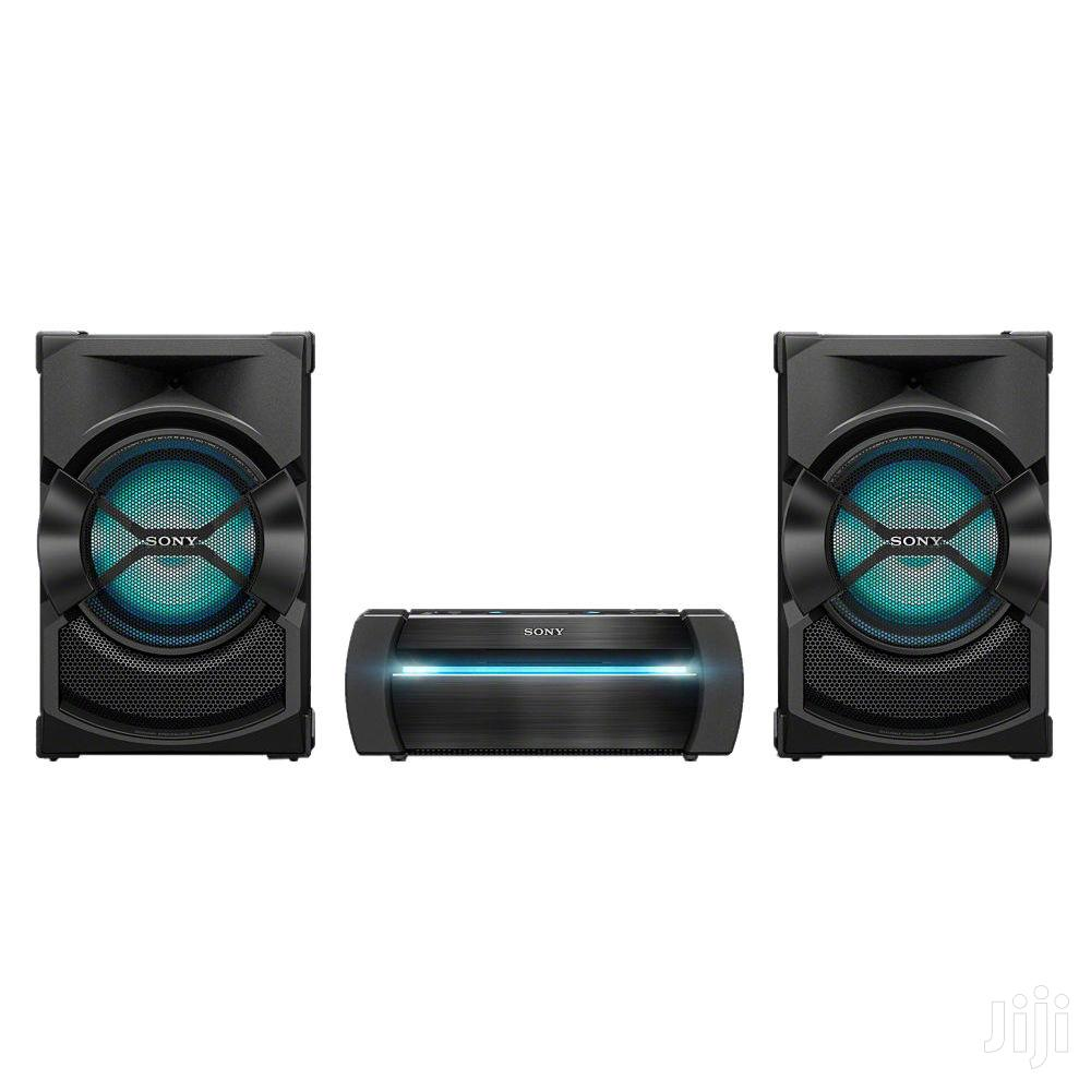 Archive: Sony SHAKE-X10 High Power Home Audio System