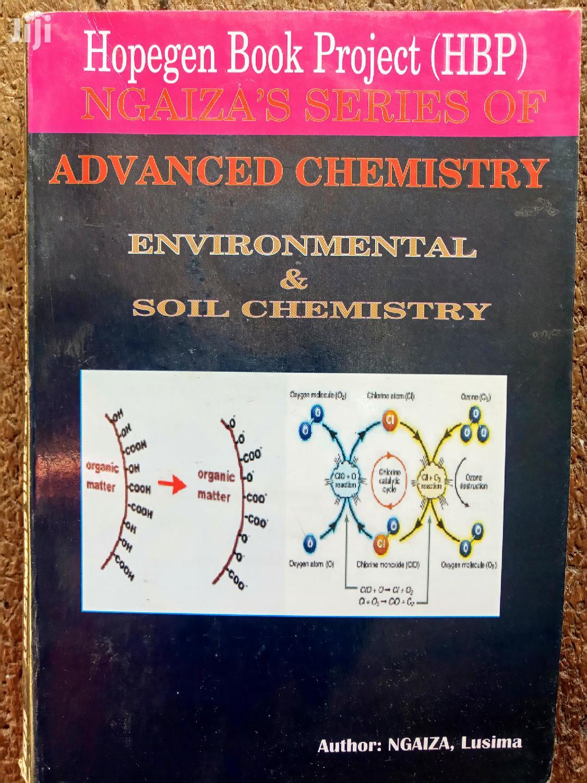 SOIL And Environmenta Chemistry..NGAIZA