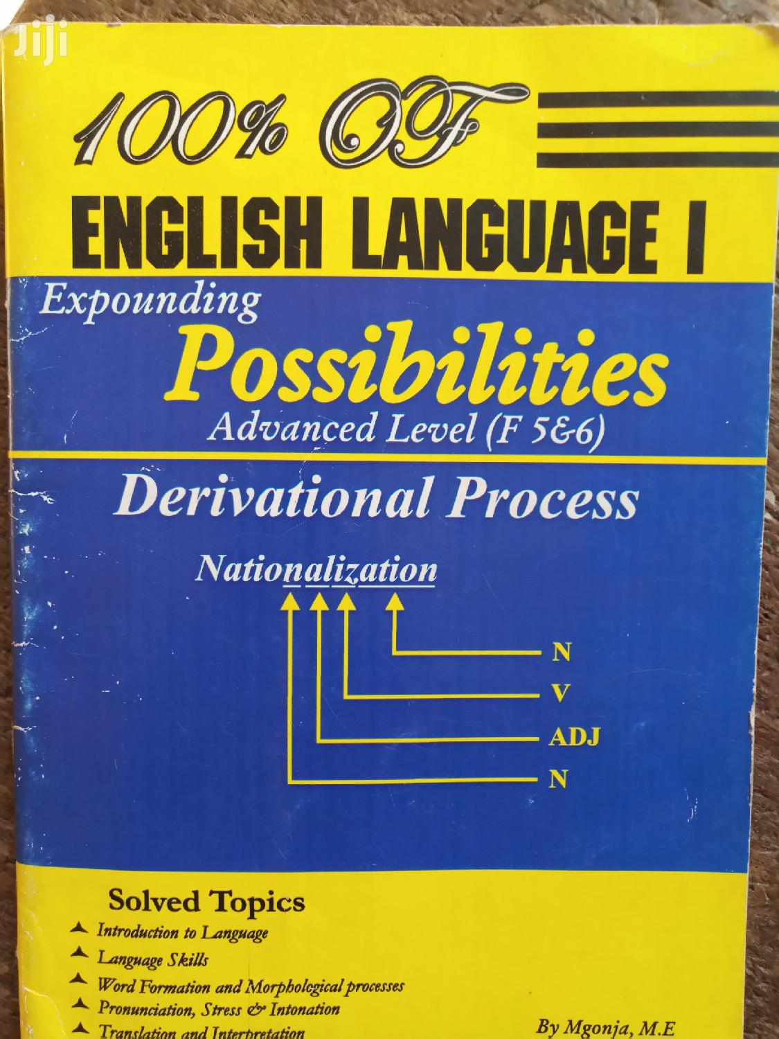 Language 1 Questions With Answers