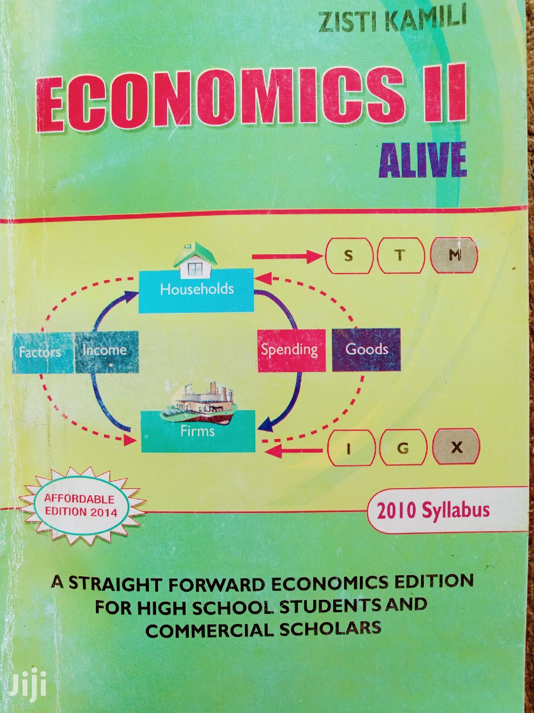 Zisti Economics Two.