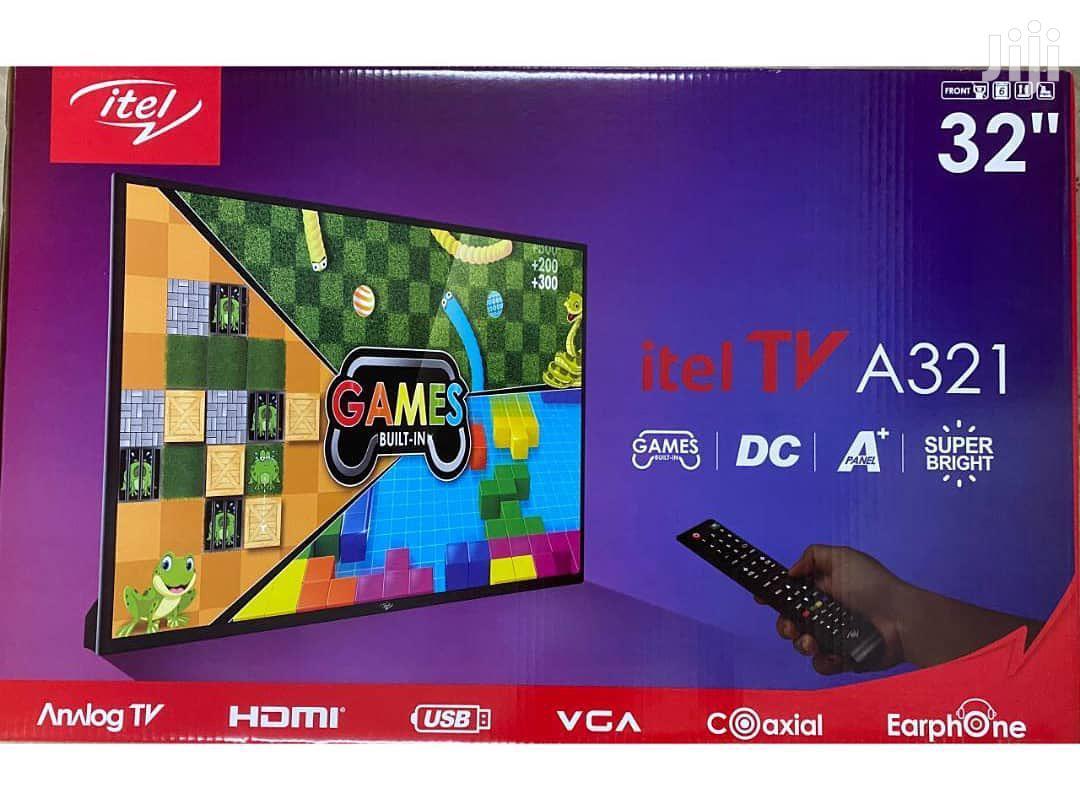 Itel LED TV Inch 32 | TV & DVD Equipment for sale in Ilala, Dar es Salaam, Tanzania