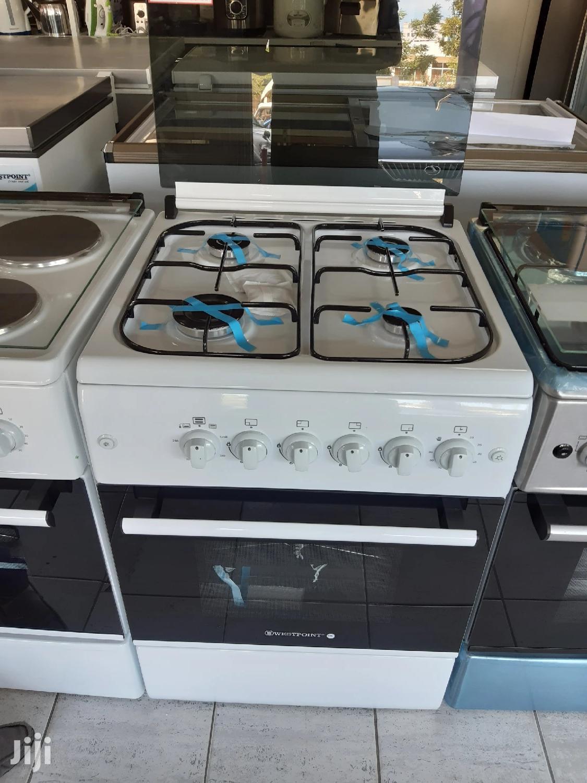 WESTPOINT Full Gas Cooker 60×60