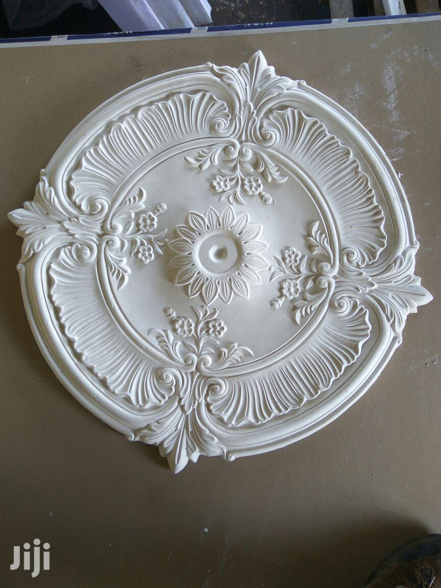 Archive: Fibreglass Molds For Making Gypsum Medallions