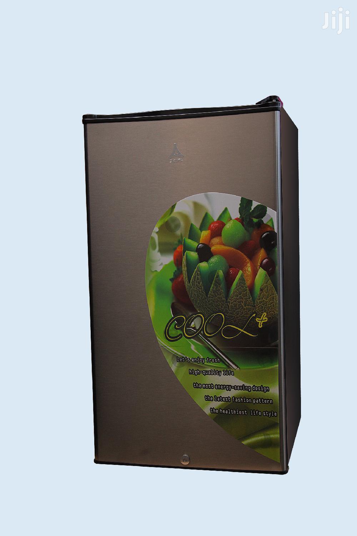 DELTA Single Door Refrigerator 91L