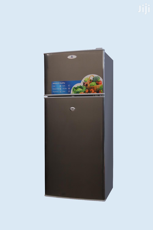 DELTA Refrigerator Double Door 138L