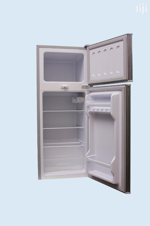 DELTA Refrigerator Double Door 138L | Kitchen Appliances for sale in Kinondoni, Dar es Salaam, Tanzania