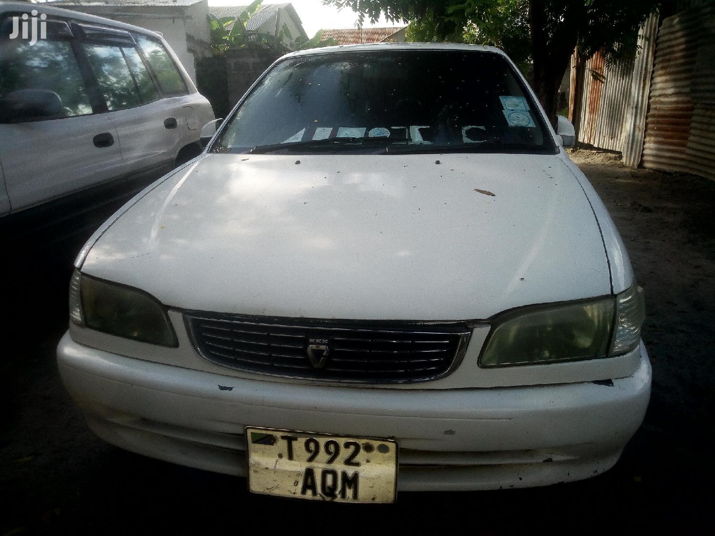 Archive: Toyota Corolla 1997 Automatic White