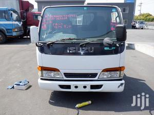 Isuzu ELF Truck 1998 White