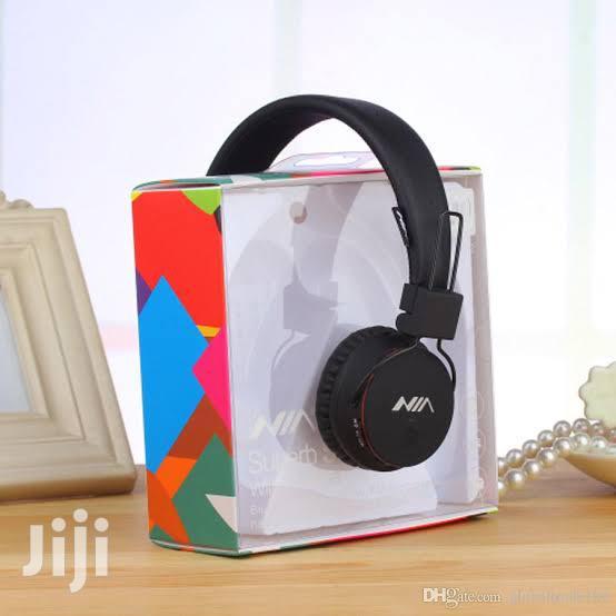 NIA X-2 Wireless Headphones