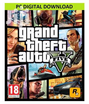 GTA V For PC   Video Games for sale in Dar es Salaam, Ilala