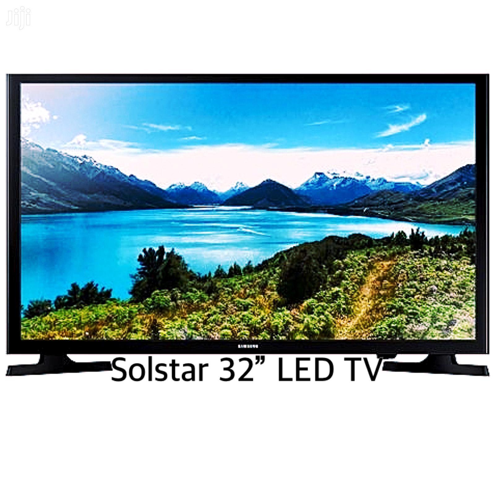 "Archive: Solstar 32"" LED TV"