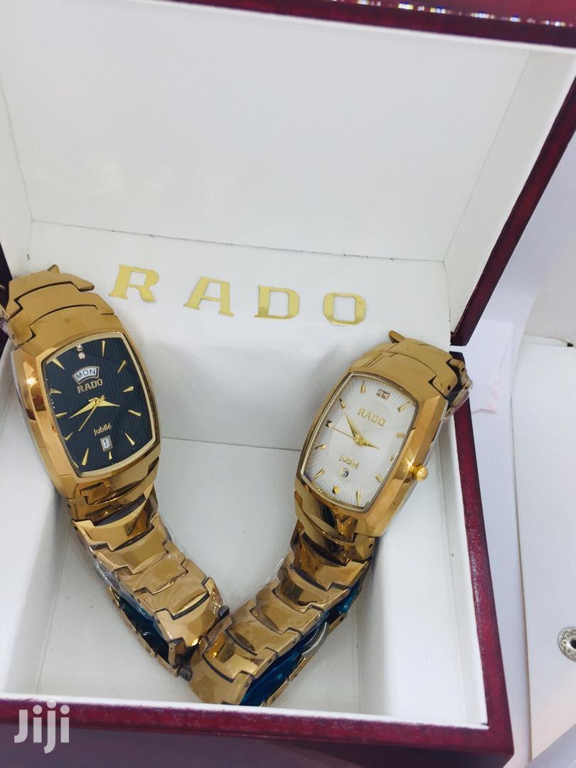 Rado Couple Watches | Watches for sale in Ilala, Dar es Salaam, Tanzania