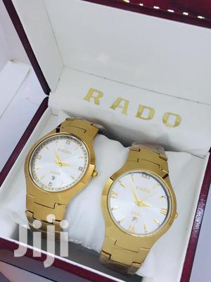 Rado Couple Watches